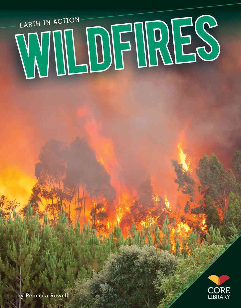 Wildfires By Rowell, Rebecca